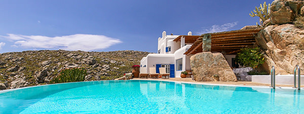 Luxury Villa Jali in Mykonos