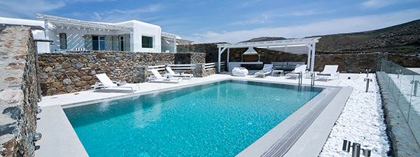 Luxury Villa La Carette in Mykonos