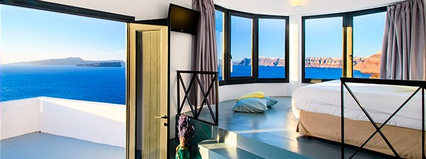 Luxury Villa Acamar in Santorini
