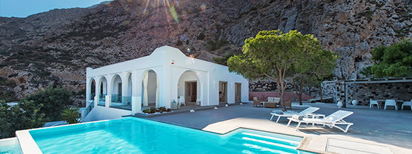 Luxury Villa Nalina in Santorini
