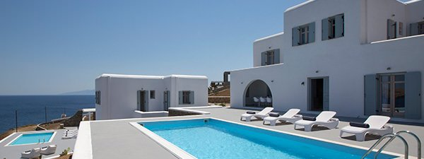Luxury Villa Tigani Estate in Mykonos