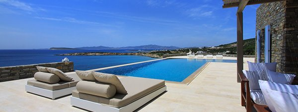 Luxury Villa Amethyste in Paros