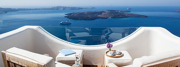 Luxury Villa Eclipse in Santorini