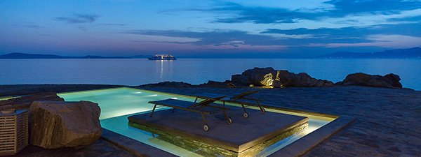 Luxury Villa Casaroc in Mykonos