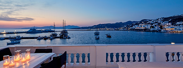 Luxury Villa Kerilis in Mykonos