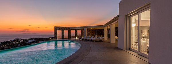 Luxury Villa Avalon in Mykonos