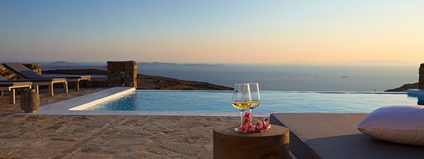 Luxury Villa Moon Reach in Mykonos