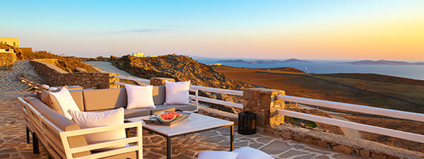 Luxury Villa Sundance in Mykonos