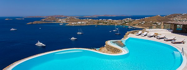 Luxury Villa Aegean Marvel in Mykonos