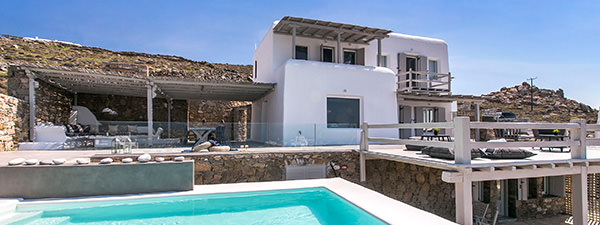 Luxury Villa Sati in Mykonos