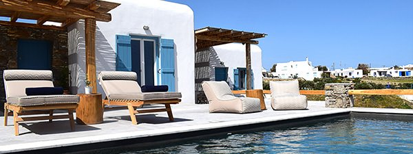 Luxury Villa Vitet in Mykonos