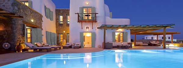 Luxury Villa Bon Temps in Mykonos