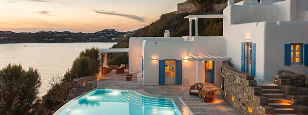 Luxury Villa Grace in Mykonos