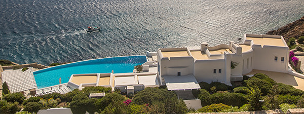 Luxury Villa Allure in Mykonos