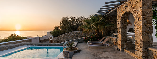 Luxury Villa Kaloo in Mykonos