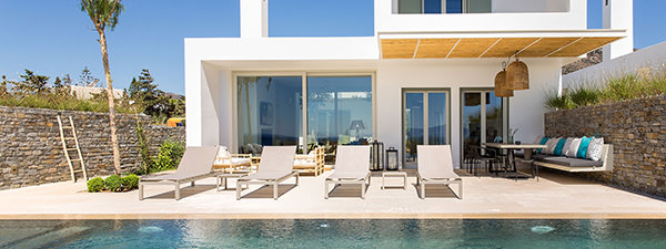 Luxury Villa Eden House Two in Paros
