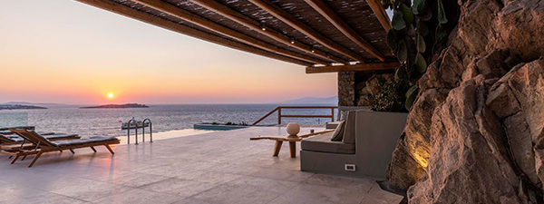 Luxury Villa Awa in Mykonos