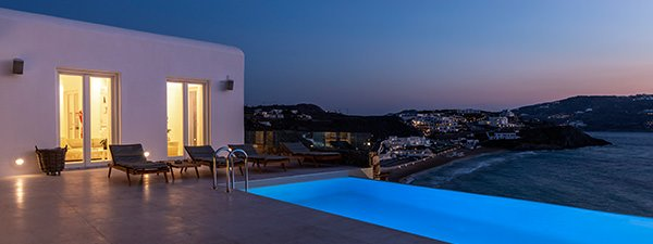 Luxury Villa Eos in Mykonos