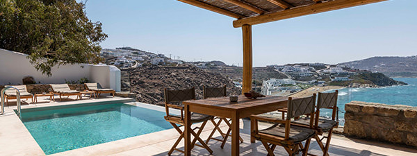 Luxury Villa Serendipity in Mykonos