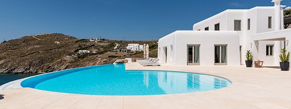 Luxury Villa Avatar in Mykonos