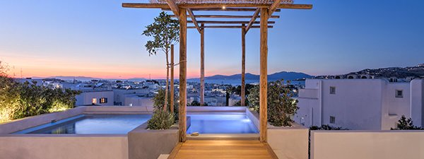 Luxury Villa Casamia in Mykonos