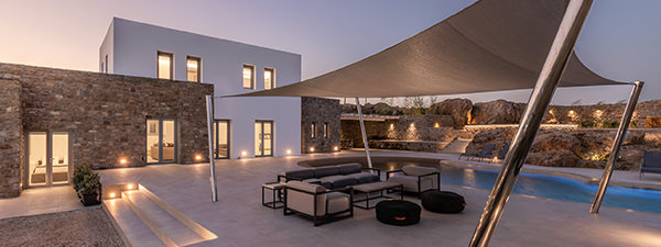 Luxury Villa Coral Cove in Mykonos
