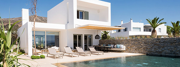 Luxury Villa Eden House One in Paros