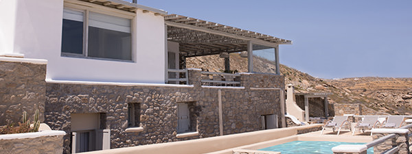 Luxury Villa Seacliff in Mykonos