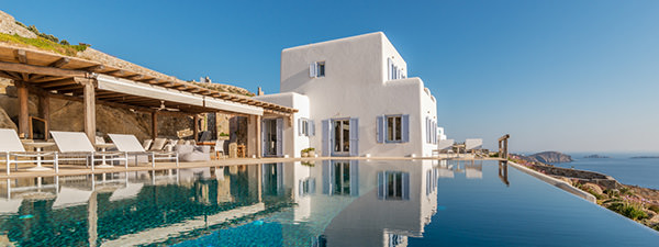Luxury Villa Alaia in Mykonos