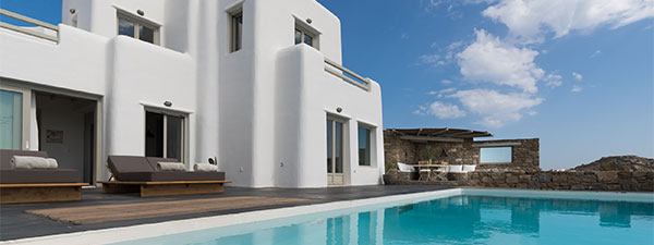 Luxury Villa Costa Verde Two in Mykonos