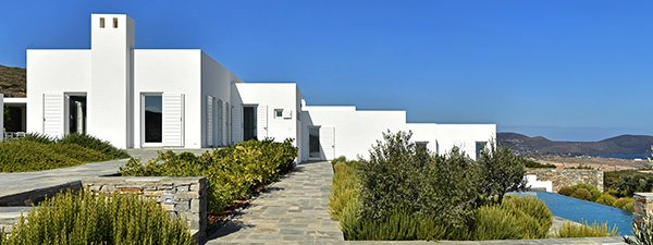 Luxury Villa Belair in Paros