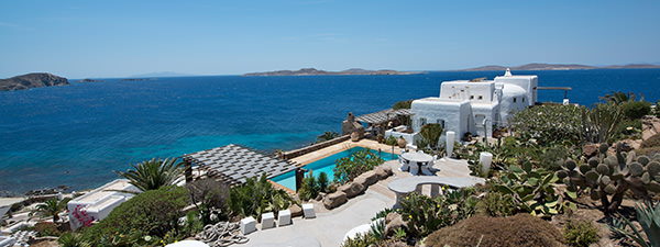 Luxury Villa Manon in Mykonos