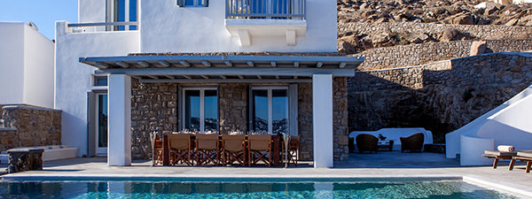 Luxury Villa La Costa Three in Mykonos