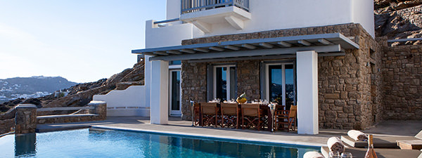 Luxury Villa La Costa Two in Mykonos