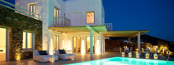 Luxury Villa Cielo One in Mykonos