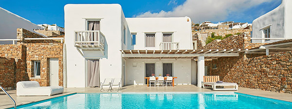 Luxury Villa Cielo Two in Mykonos