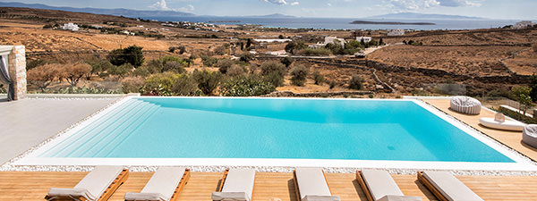 Luxury Villa Alberta in Paros