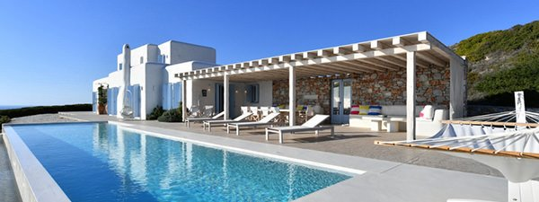 Luxury Villa Desma in Paros