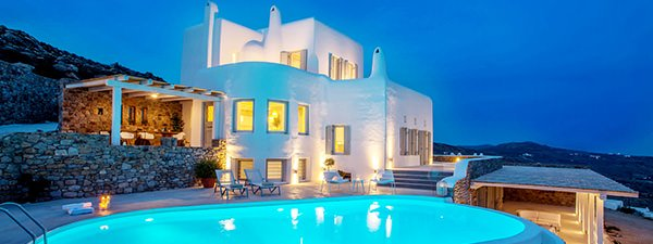 Luxury Villa Kassandra in Mykonos
