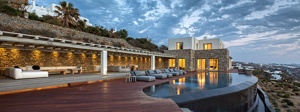 Luxury Villa Dutchess in Mykonos