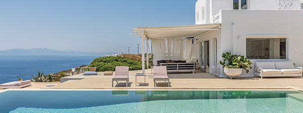Luxury Villa Elissa in Mykonos