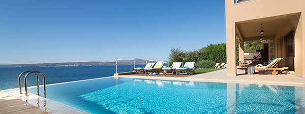 Luxury Villa Anemos in Crete