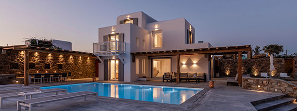 Luxury Villa Berenice in Mykonos