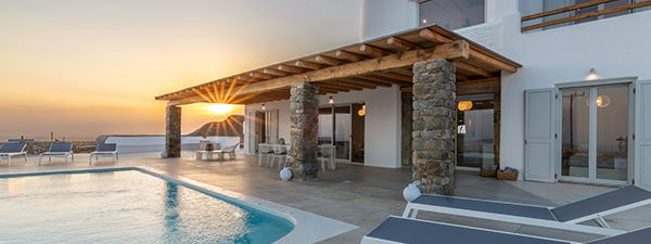 Luxury Villa Phanessa in Mykonos