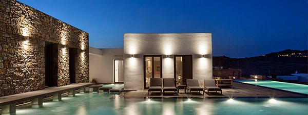 Luxury Villa Aminta in Mykonos