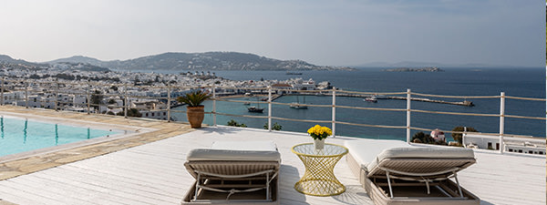 Luxury Villa Pallas in Mykonos