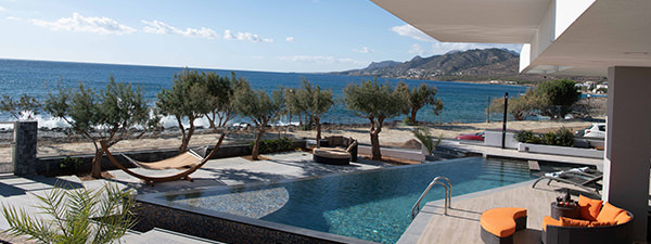 Luxury Villa Poseidon in Crete