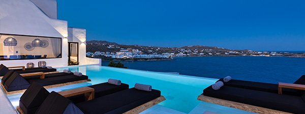 Luxury Villa Bahia in Mykonos
