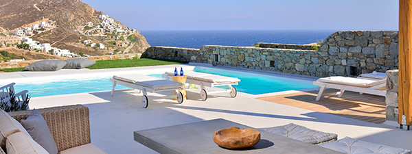 Luxury Villa Zoe in Mykonos