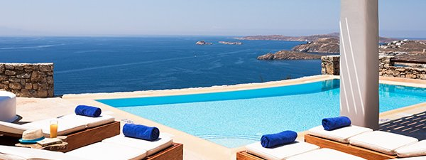 Luxury Villa Elpida in Mykonos